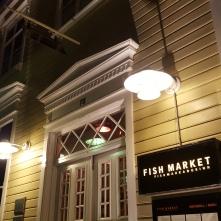 Fiskmarkaðurinn restaurant in Reykjavik