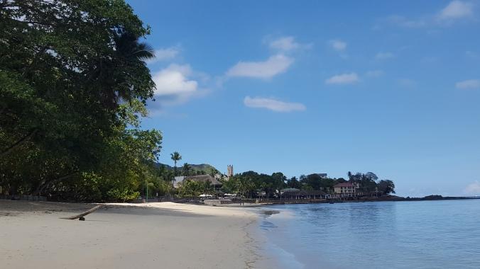 Beau Vallon beach, the Seychelles
