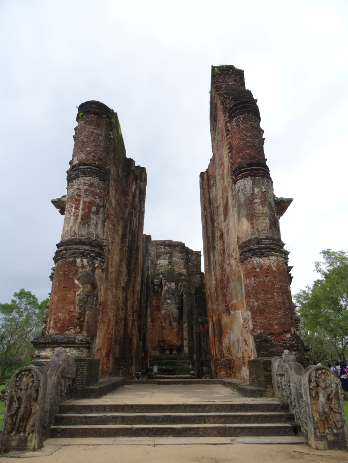 Lankatilaka in the Northern Group at Polonnaruwa