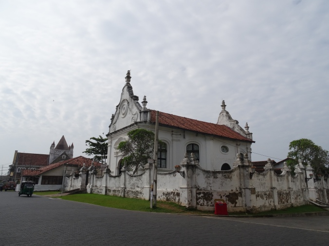 The Dutch Reformed Church, Galle Fort