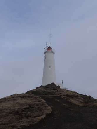 Reykjanes lighthouse - Iceland's oldest lighthouse