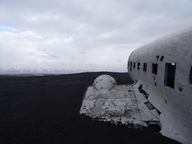 Crashed DC-3 plane, Sólheimasandur beach, Iceland
