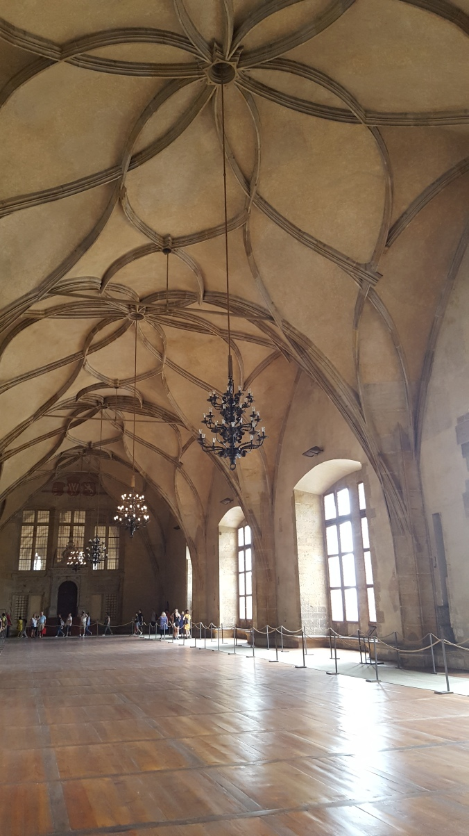 Vladislav Hall, Old Royal Palace, Prague Castle