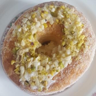 Crosstown donut