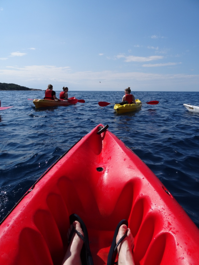 Sea kayaking in Dubrovnik with Adventure Dalmatia