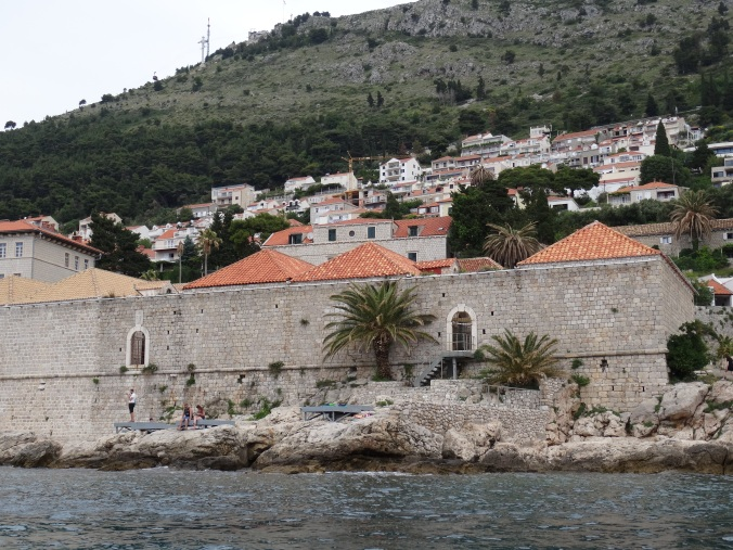 Dubrovnik's medieval Lazareti quarantine