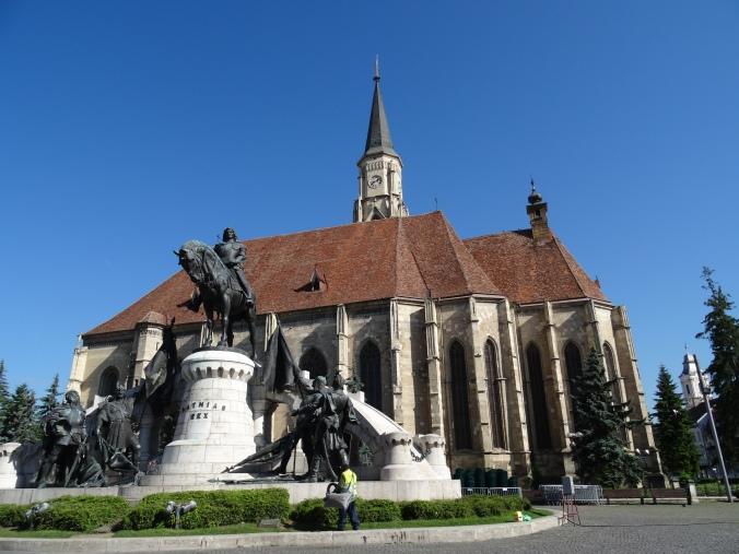 Cluj-Napoca's St. Michael's Church