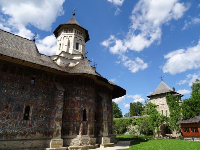 Moldovita monastery, Romania