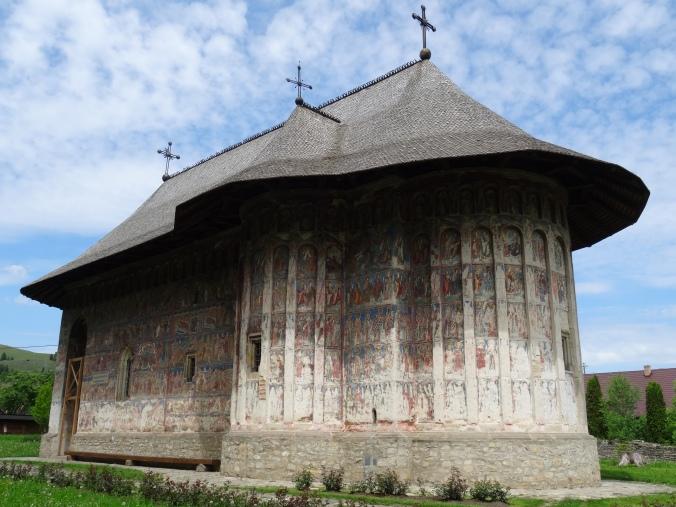 Humor Monastery, Bucovina, Romania