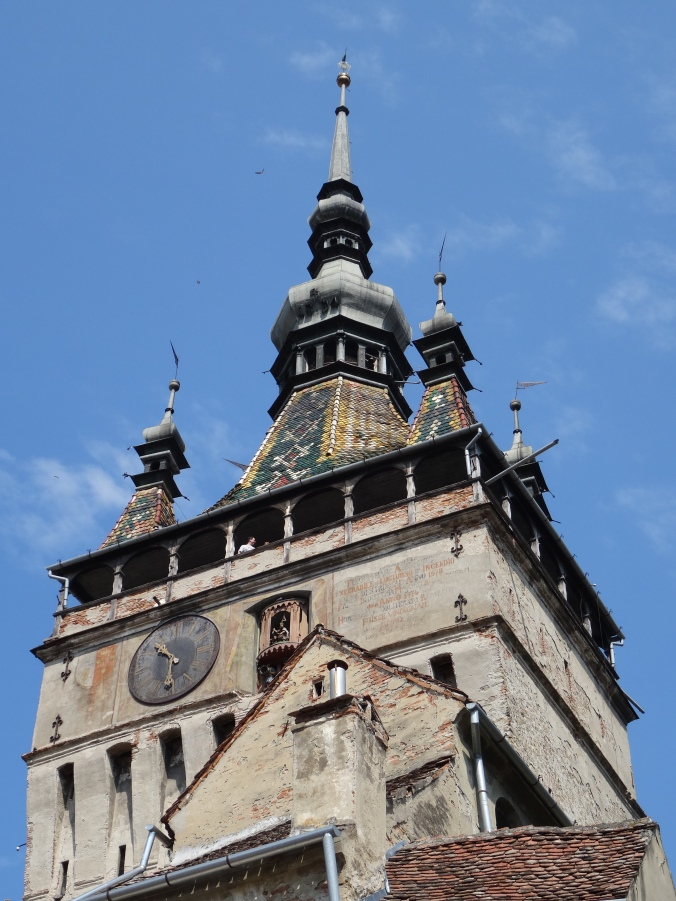 The clock tower, Sighișoara