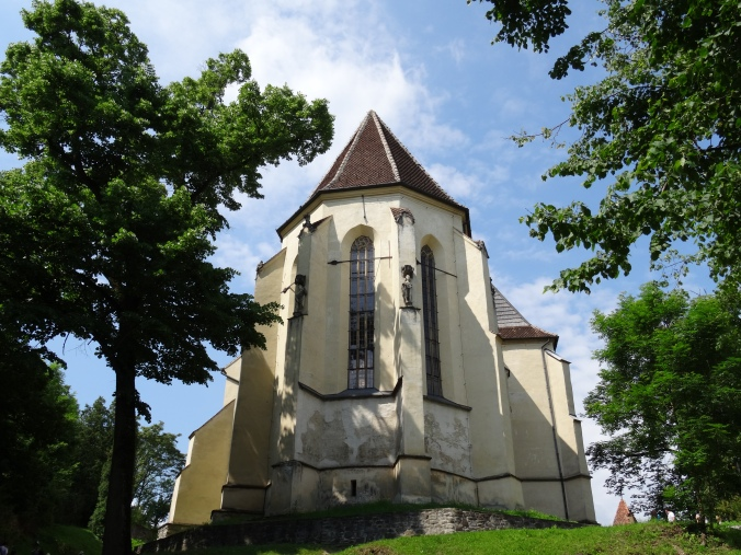 The gospel church, Sighișoara