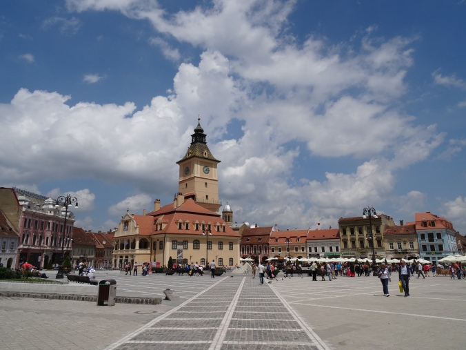 Piața Sfatului, Brasov