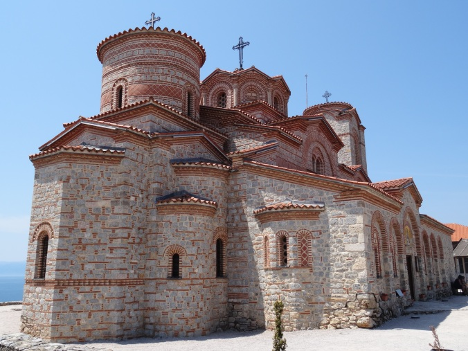 The Church of Saints Clement and Panteleimon