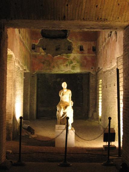 Nero's Domus Aurea, Rome