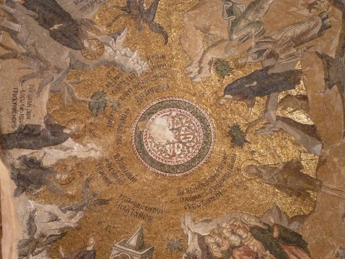 14th century mosaics Chora Church, Istanbul