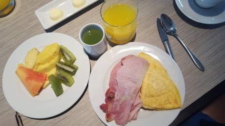 Breakfast at EPIC Sana Lisbon