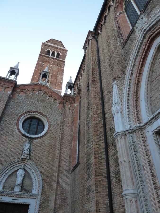 Santa Maria Gloriosa dei Frari, Venice