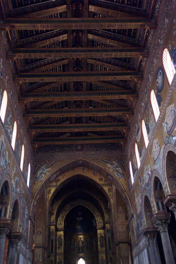 Monreale Cathedral, Siciliy