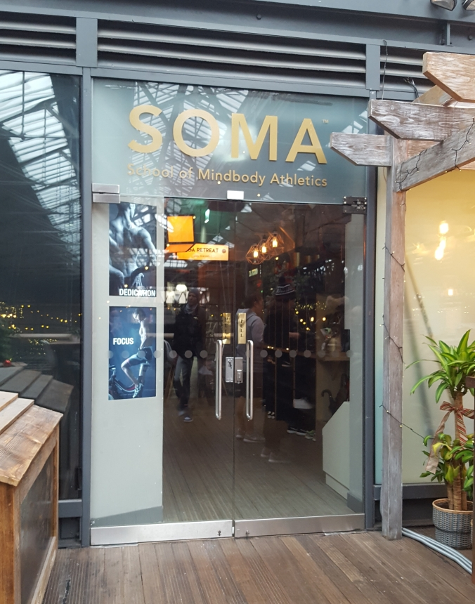 SOMA in Spitalfields Market