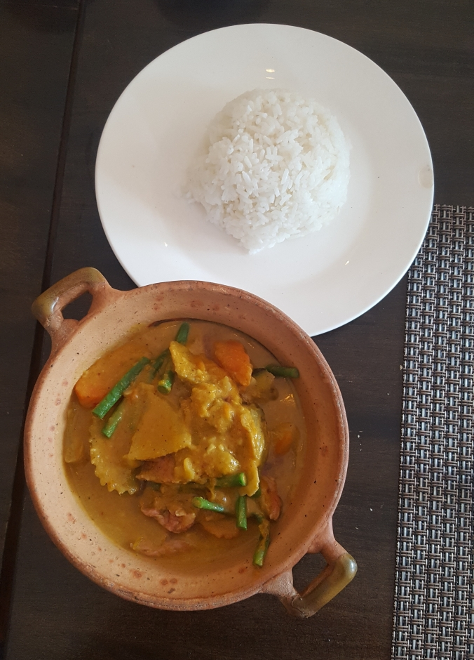 Khmer curry at Khmer Grill