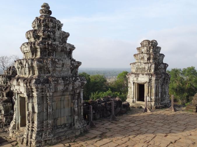 The view from Phnom Bakheng