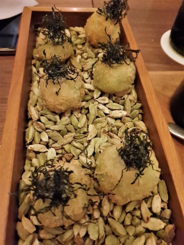 Escargot at Entier Restaurant, Brickfields, Kuala Lumpur