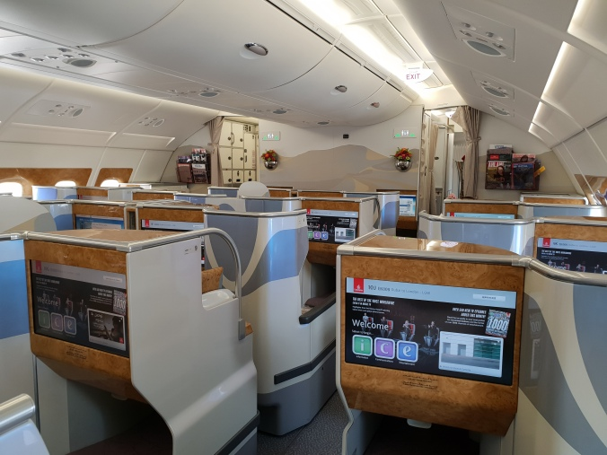 Flight Report: Emirates Airbus A380 vs Emirates Boeing 777