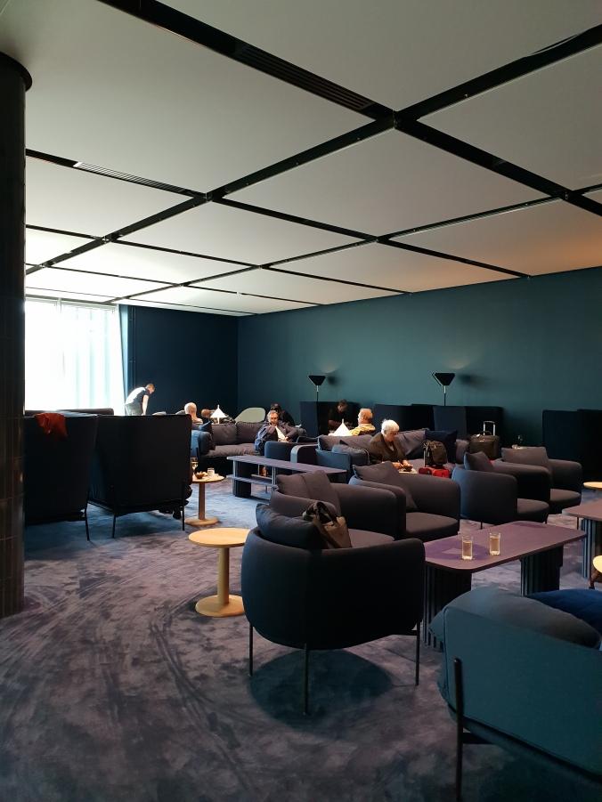 Finnair First Class Lounge, Helsinki Vantaa