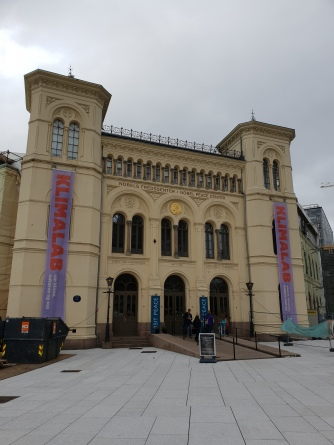 Nobel Peace Centre, Oslo