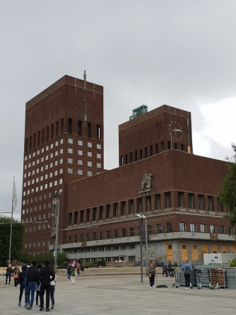 Oslo's Radhus (Townhall)