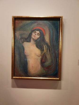 Munch's Madonna, Munch Museum, Oslo