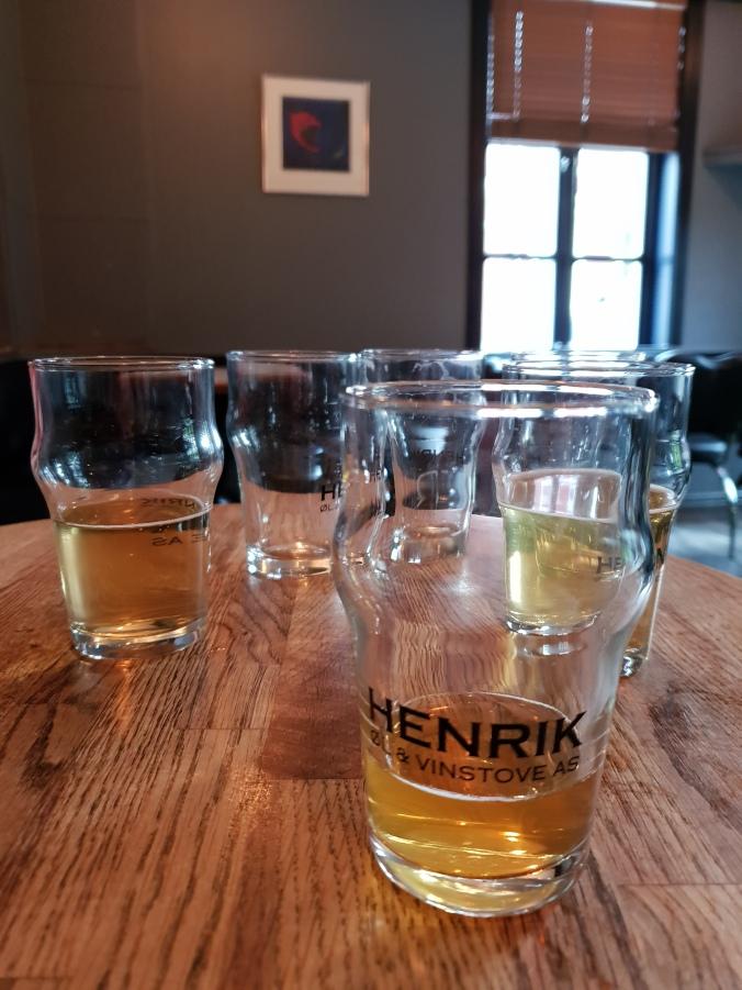Henrik øl- og vinstove, Bergen