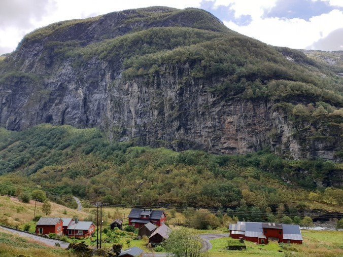 Views from the Flam Railway