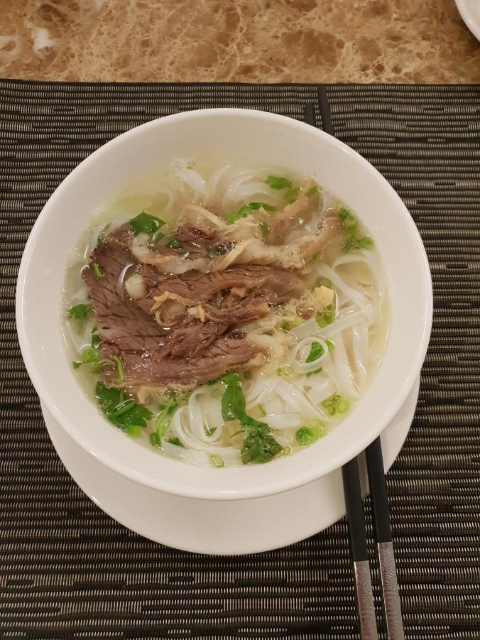 Beef pho, Hanoi