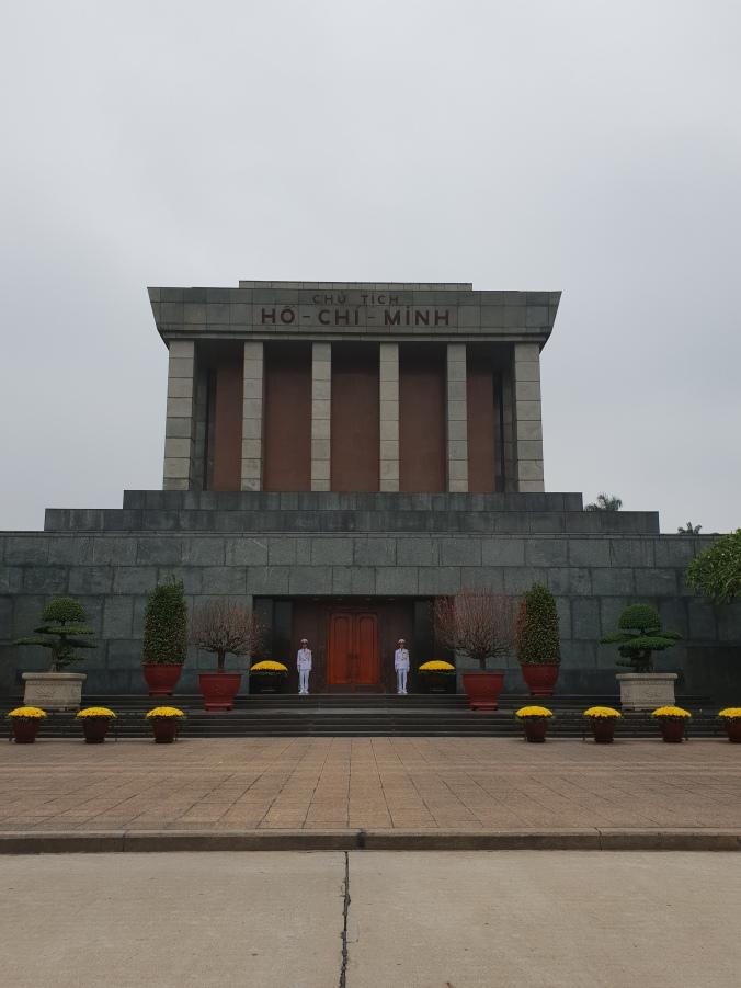 Ho Chi Min Mausoleum, Hanoi