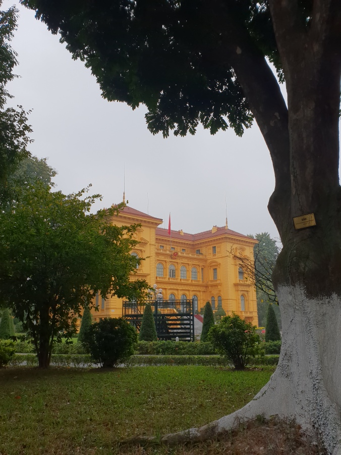 The Presidential Palace, Hanoi