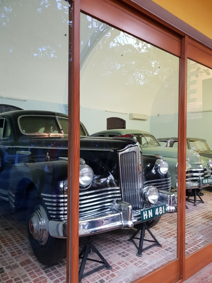 Ho Chi Min's car collection