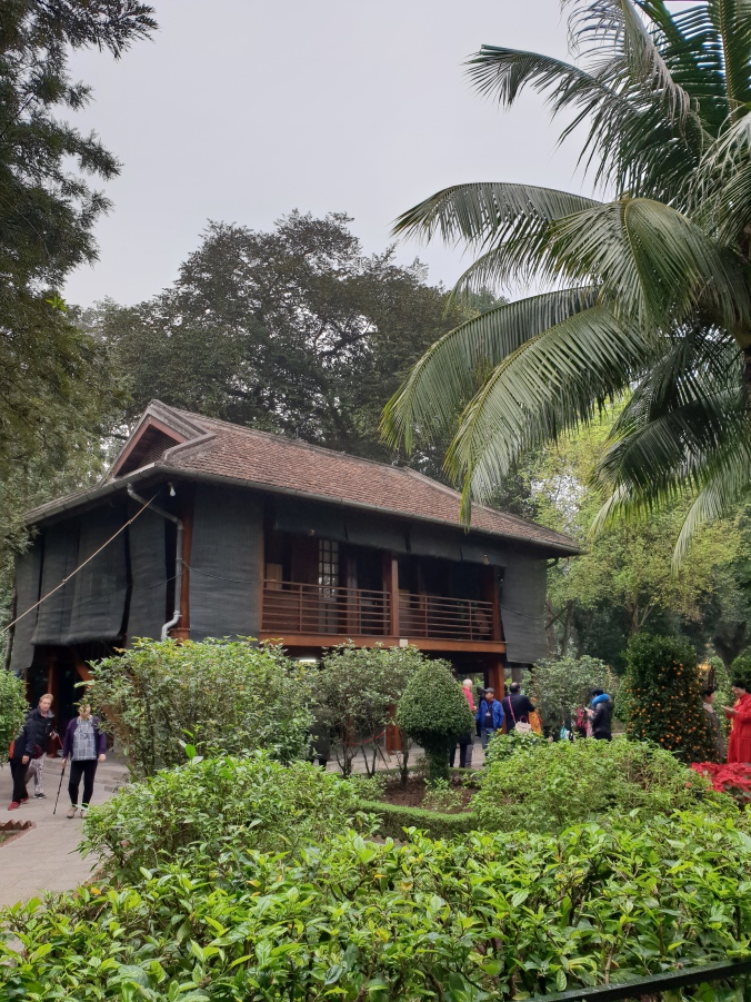 Ho Chi Min's traditional stilt house, Hanoi