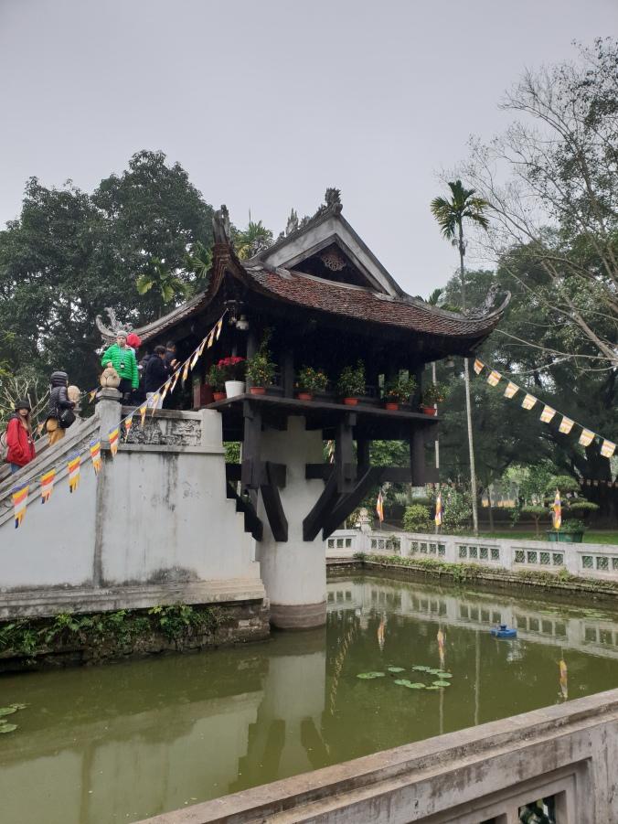 The One Pillar Pagoda, Hanoi