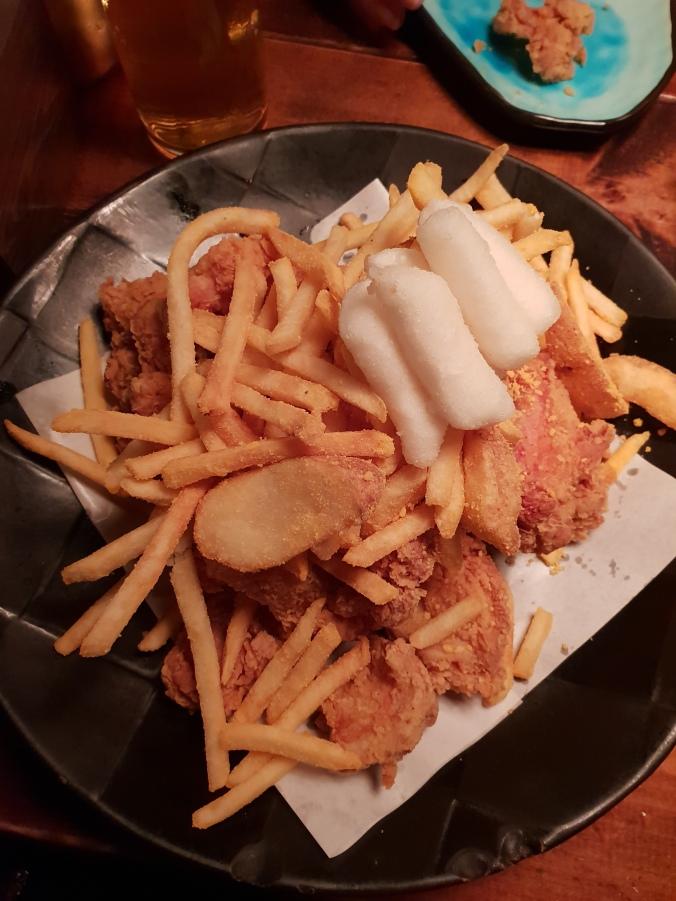 Outdark Chicken chimaek