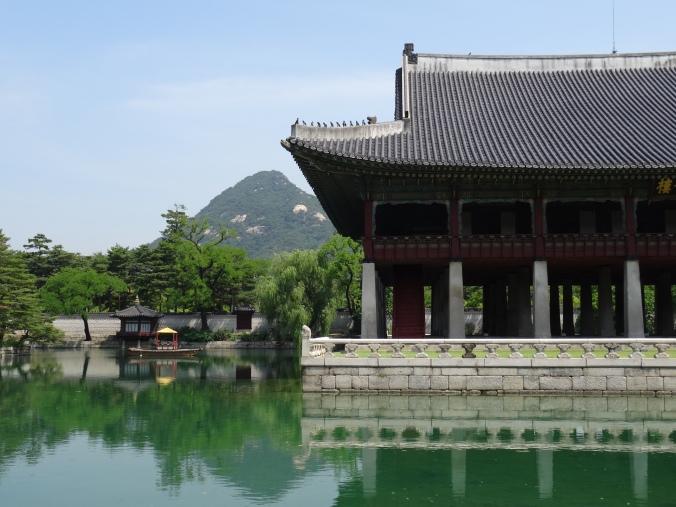 Inside Gyeongbokgung Palace