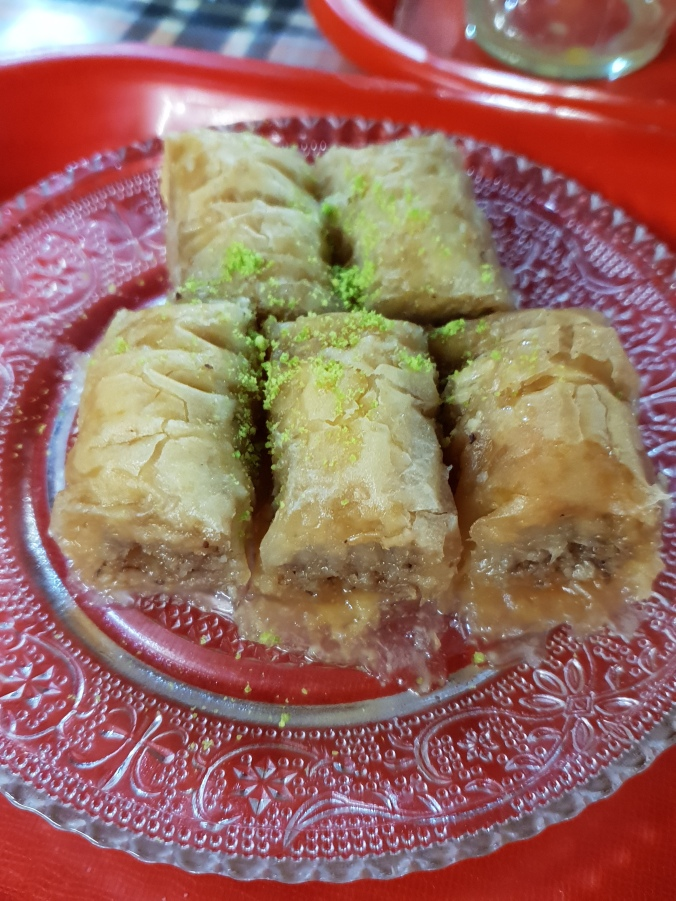 Baklava in Bulgaria
