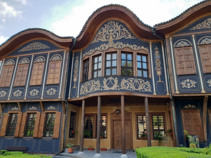 Plovdiv's Ethnographical Museum