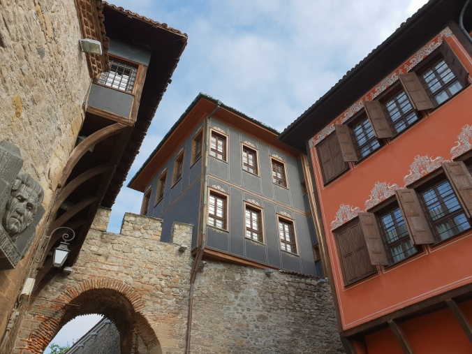 Plovdiv's picturesque Old Town