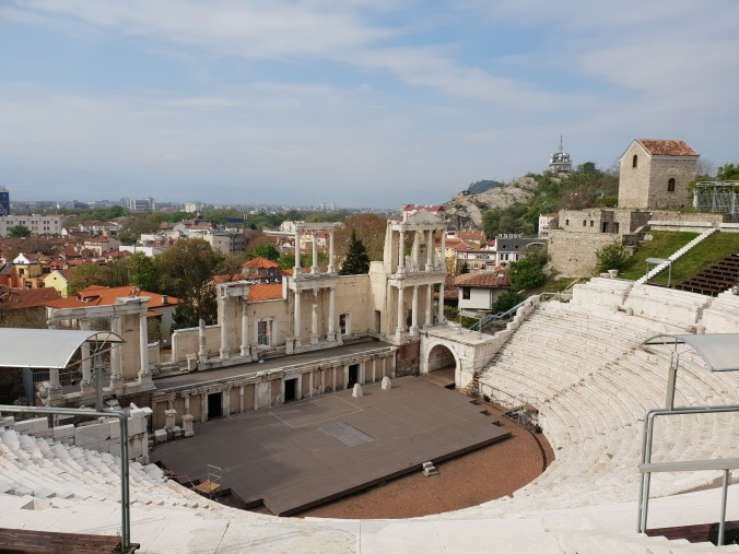 Ancient Theater of Philippopolis, Plovdiv
