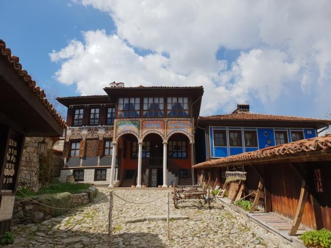 Oslekov's House, Koprivshtitsa