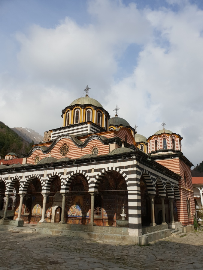 Nativity of the Virgin Mother church, Rila Monastery