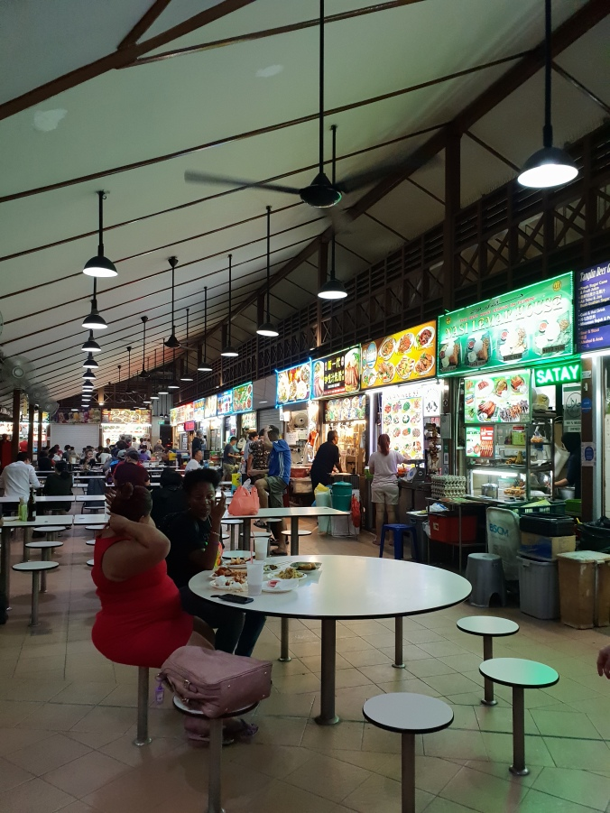 Newton Hawker Centre, Singapore