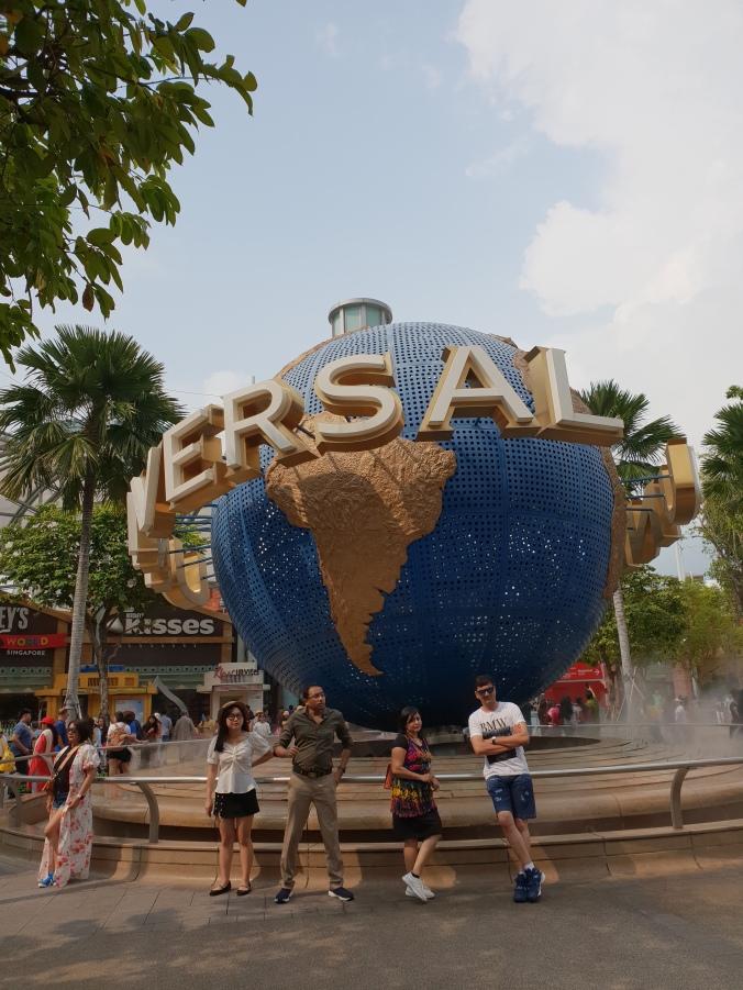 Universal Sentosa, Singapore