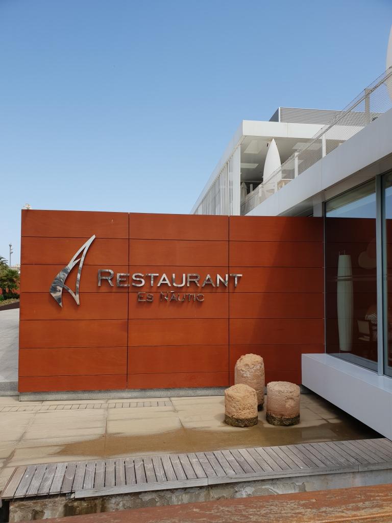 Es Nautic restaurant San Antonio Ibiza